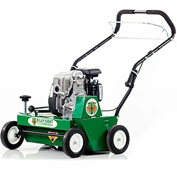 Power Rake For Sale >> Billy Goat 20 160cc Honda Flail Reel Power Rake Dethatcher