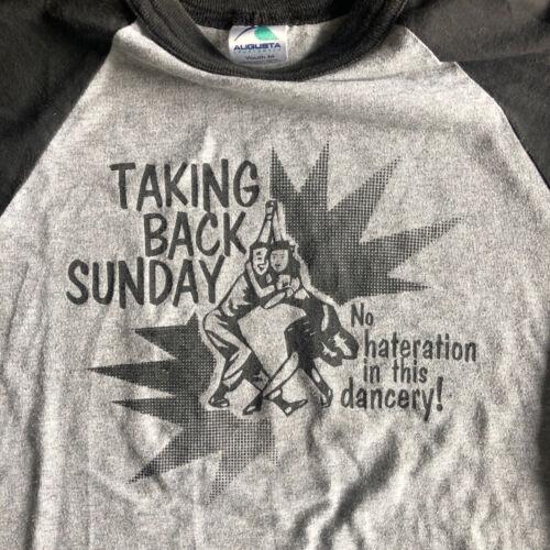 Rare Taking Back Sunday Band T-Shirt Size Youth M