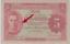 thumbnail 1 - Mazuma *M968 Malaya 1941 KGVI KNB7b 5 Cents Minor Error Extra Cigarett GVF