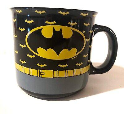 Coffee Tea Hot Beverage NEW BATMAN Heat-Reveal Mug DC Comics Licensed 20-Oz