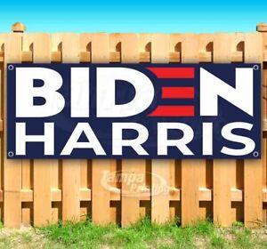 BIDEN HARRIS 2020 Advertising Vinyl Banner Flag Sign USA JOE KAMALA ELECTION