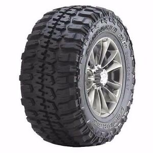 1 Brand New 31x10 50r15lt Federal Couragia M T Mud Tires