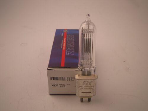 LAMPADA ALOGENAGE 800W 230V G 9,5 GKV FARO EFFETTO LUCI TEATRO SPETTACOLO 88432