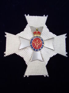 KNIGHT-COMMANDER-of-the-ROYAL-VICTORIAN-ORDER-KCVO-Cross-Award-Badge-In-Box-Case