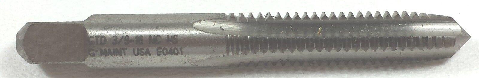 Lot Of 3 Sossner M12x1.75 HSS D11 Taps NEW