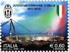 # ITALIA ITALY - 2012 - Juventus Winner - Sport Calcio Soccer Football Stamp MNH