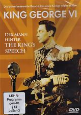 "DVD NEU/OVP - King George VI - Der Mann hinter ""The King's Speech"""