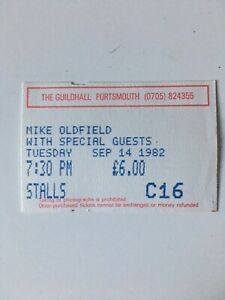 MIKE-OLDFIELD-CONCERT-TICKET-PORTSMOUTH-1982