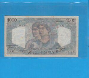 1 000 Francs Minerve Et Hercule Du 12-7-1945 B.82 Erkrpmk7-08011933-749259963