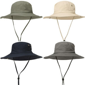 1f9049f4 Men's Summer Outdoor Sun Protection Hat Casual Wide Brim Fishing ...