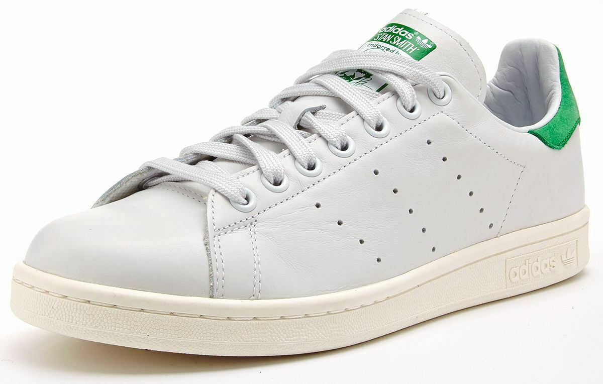Adidas originals stan smith - mens trainer - d67361 - weiße / fairway