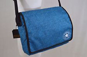 d93d2fb30138 Image is loading Converse-Small-Flap-Reporter-Bag-Blue
