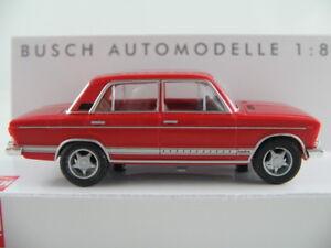 Busch-50559-Lada-1600-Limousine-que-2106-1976-en-naranja-rojizo-1-87-h0-nuevo-en-el-embalaje