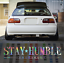 Stay-Humble-JDM-japanese-oil-slick-vinyl-graphics-decal-windshield-sticker miniature 6