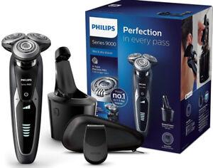 Philips-S9531-26-mit-SmartClean-Reinigungsstation-Praezisionstrimmer-neu-OVP