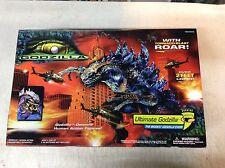 Ultimate Godzilla BANDAI / TRENDMASTERS New Sealed Box 1998 Tristar Movie BNT