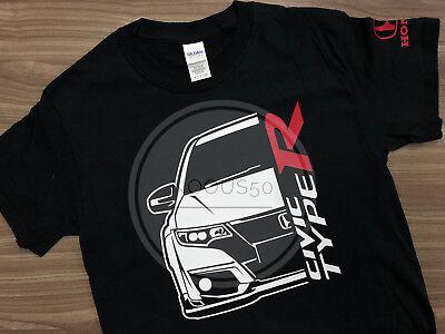 glstkrrn Civic Type R FK2 T-Shirt