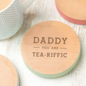 Image Is Loading Personalised Daddy Christmas Gifts From Daughter Birthday Present