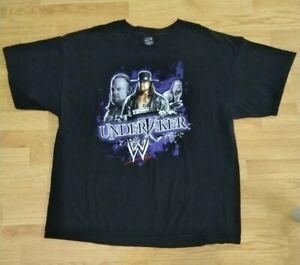 2007-WWE-Undertaker-T-Shirt-Adult-World-Wrestling-Entertainment-XXL-2XL