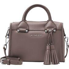 Michael Kors Tasche/Bag  Geneva Small Satchel Bag Leather Cinder NEU!