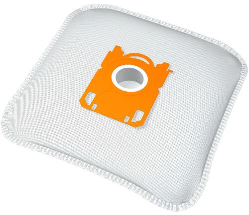 20 Staubsaugerbeutel Vlies für Philips Sydney HR 6999 mit Plastikverschluss