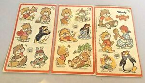 Details about  /Set of Wendy/'s Good Stuff Gang New in Package Stickers 3 Sheets 1984 Penguin Cat