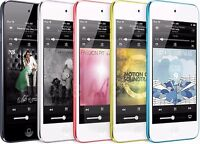 Apple iPod Touch 5th Generation 32GB  MP3 Player Blue Pink Silver Yellow Black