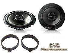 Mercedes CLK W208 1997-2002 Pioneer 17cm Front Door Speaker Upgrade Kit 240W