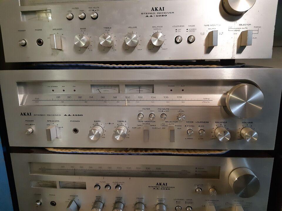 Forstærker, Akai, AA-1150