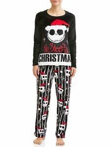 Plus Size Christmas Pajamas.Details About Nightmare Before Christmas Plus Size 2x 3x Pajamas Womens Jack Skellington New
