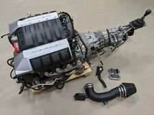 2012 Camaro Ss 62 Ls3 Engine Liftout Tr6060 Manual Trans 34k Low Miles Clean