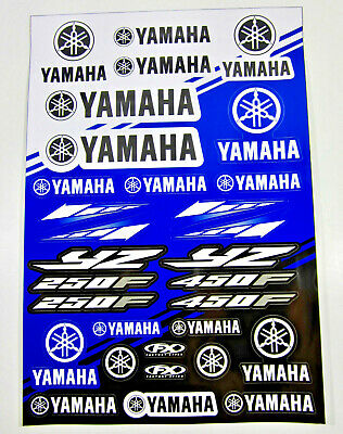 Factory Effex 15-68200 OEM Universal Graphic Kit for Yamaha