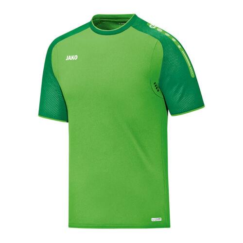 Jako Champ T-Shirt Grün F22
