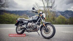 BMW R 100 R Oldtimer 1992 mit österreichischen Typenschein Motorrad Klassiker