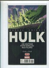 Hulk #4 Of 4  Marvel Knights  Unread New / Near Mint Image 2014 Series MD2