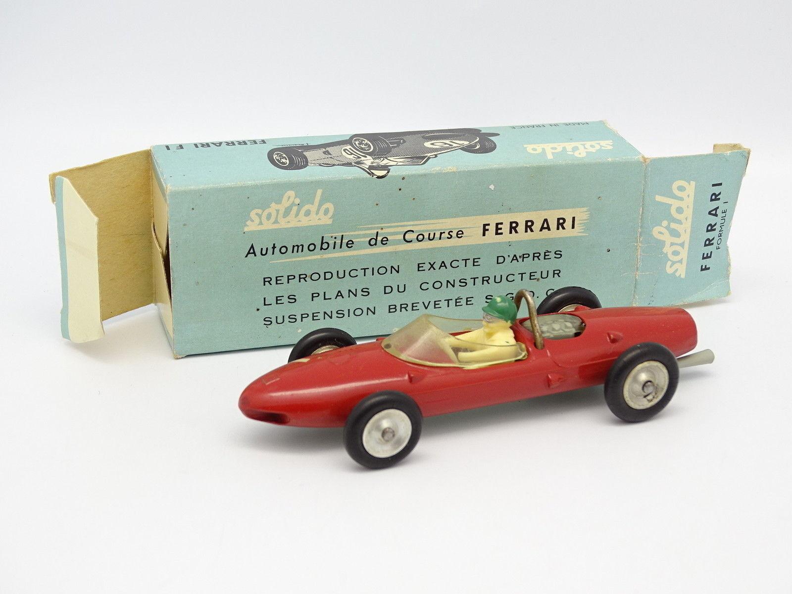 Solido 1 43 - Ferrari F1 122