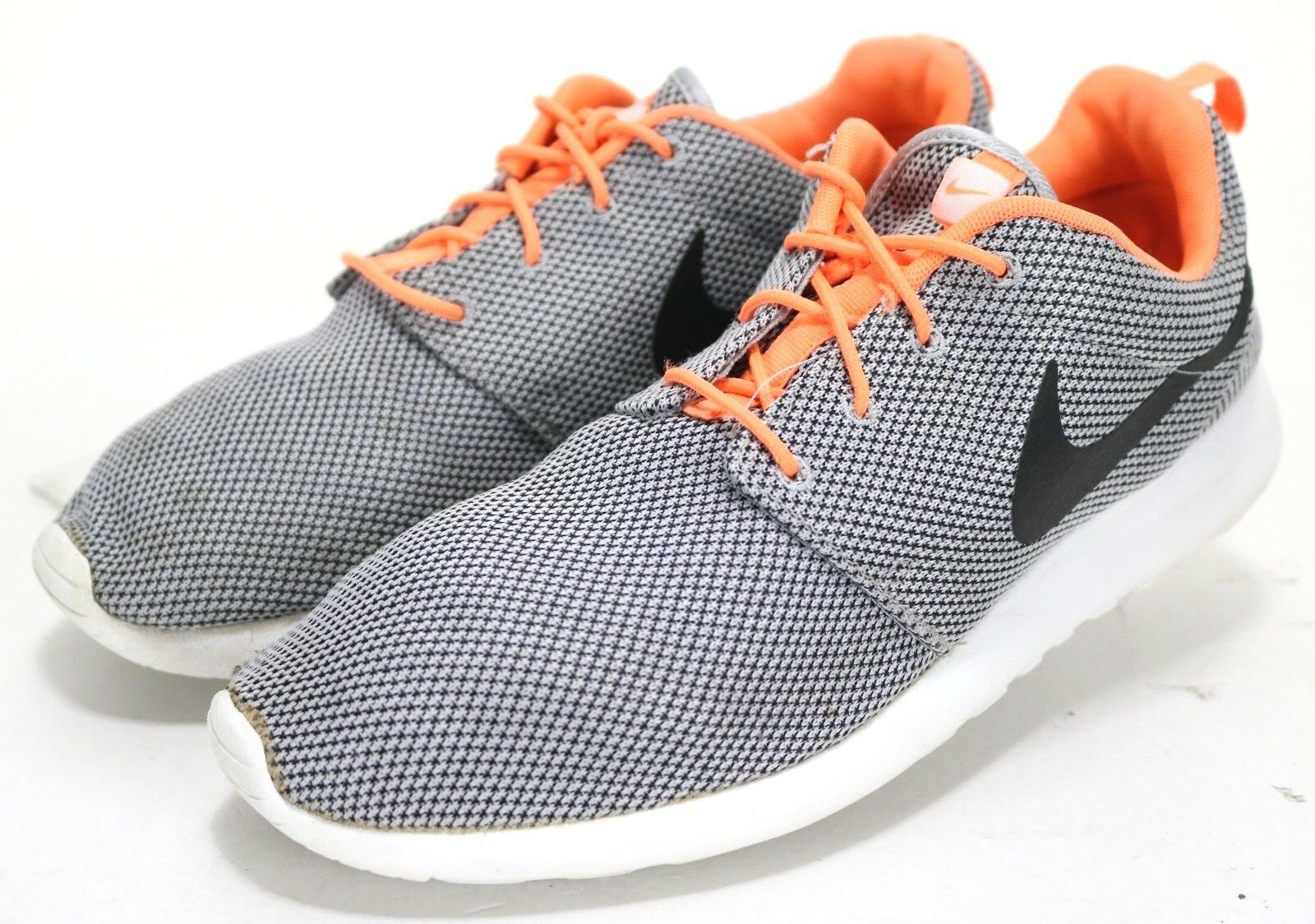 buy online b3806 b8512 Nike Roshe One  84 Men s Running Shoes Size 13 Gray Gray Gray Coral 026a36