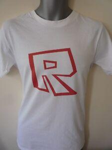 Roblox Logo Design T Shirt Gaming Gamer Xbox Boys Girls Adult Xmas