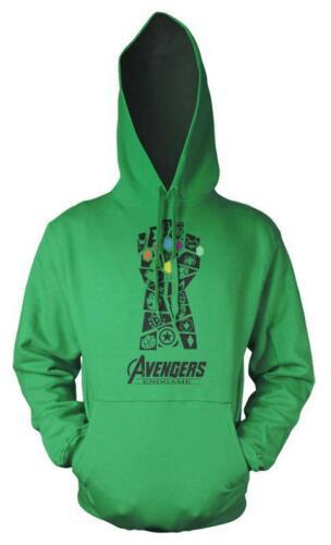 Merveilleux Avengers End Game Thanos Glove Kids Hoodie