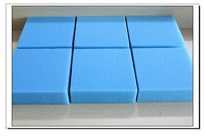 New 6 X Fine Foam Filter Pads Fish Tank Fits Juwel Jumbo Lowest Price!