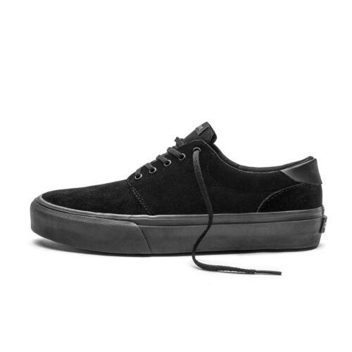nero scamosciata unisex pelle colore Straye sneakers Fairfax Scarpe da ginnastica in nvwaU7gq