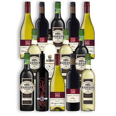 Big Brand Wine Bundle (14 Bottles)