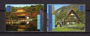 13380-UNO-ONU-US-2001-MNH-Nuovi-World-Heritage-Japan