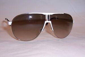 Image is loading NEW-Carrera-Sunglasses-1005-S-B4E-HA-WHITE- 4bdf393f94