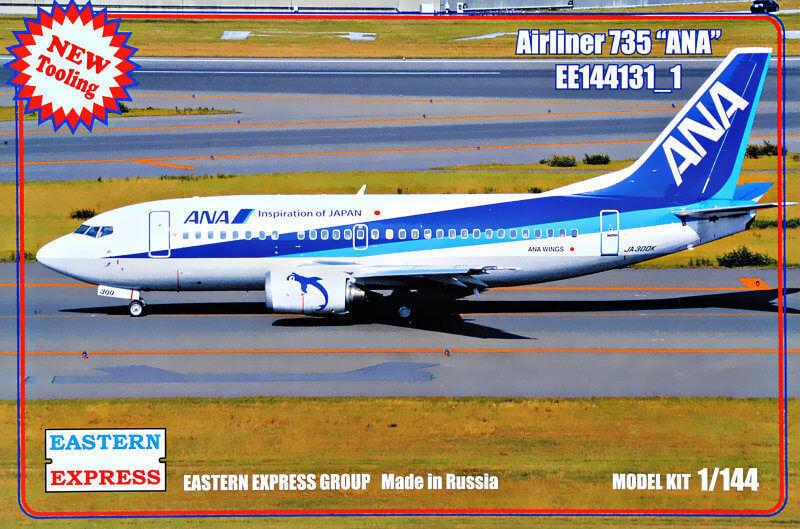 Eastern Express 1  144 Boeing 737 -500 ANA 144131 u 1