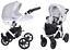 Stroller-Kunert-Mila-2in1-Carrycot-Troley-Pram-Sport-seat thumbnail 35