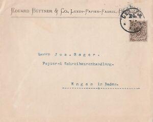 Briefumschlag-Jahr-1897-verschickt-von-Berlin-nach-Engen-Reichspost-3-Pf