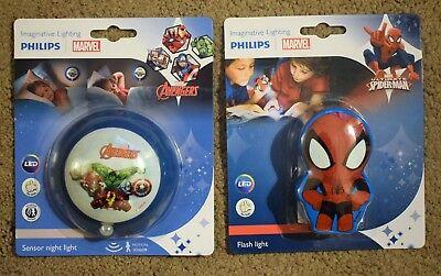 Philips Spiderman Enfants Plafonnier chambre enfant Lampe murale
