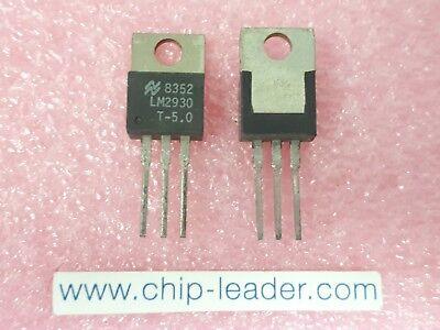 5PCS X LM2935T TO-220-5P NSC