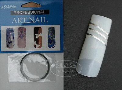 Nail Art ZIERSTREIFEN  Hologramm-Faden